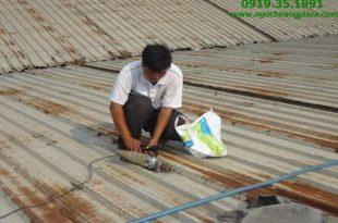 Chống dột nhà xưởng tại TPHCM