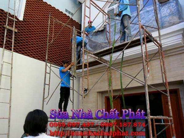 Dịch vụ sửa nhà tại quận 2 giá rẻ