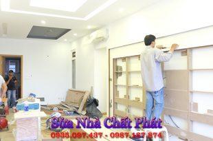 Dịch vụ sửa nhà tại quận thủ đức