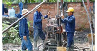Khoan giếng công nghiệp tại tphcm