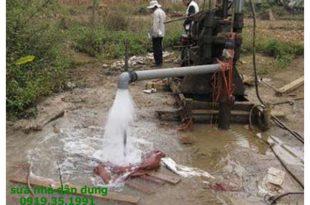 Dịch vụ khoan giếng tại quận thủ đức