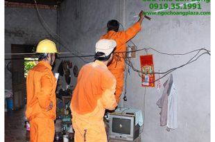 Sửa chữa điện nước tại nhà quận 3