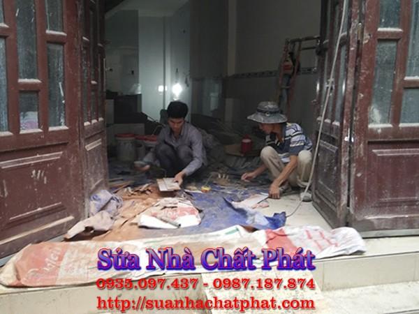 Sửa chữa nhà tại quận 1 trọn gói