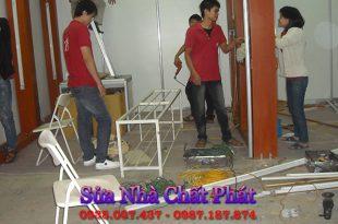 Sửa chữa nhà tại quận 2 trọn gói