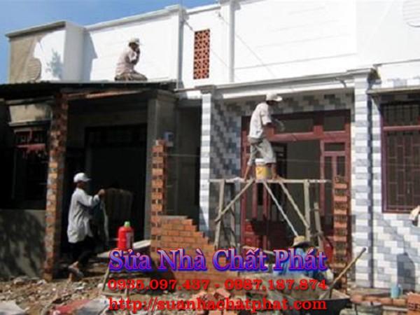 Sửa chữa nhà tại quận bình thạnh trọn gói