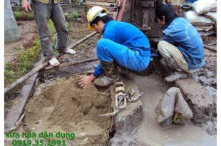Sửa giếng khoan tại quận thủ đức