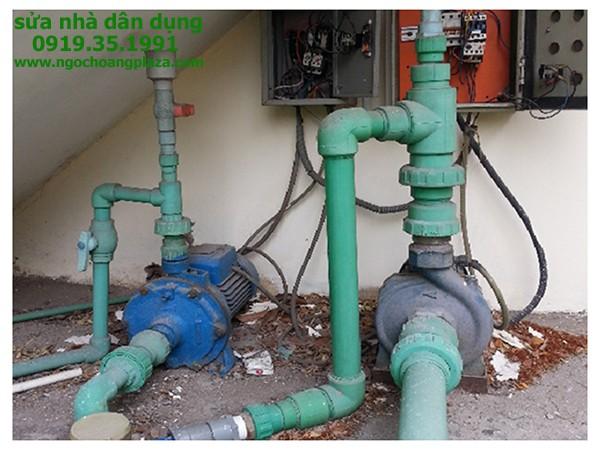 Sửa máy bơm nước tại nhà quận 2