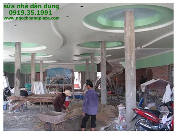 Sửa nhà tại quận thủ đức tphcm