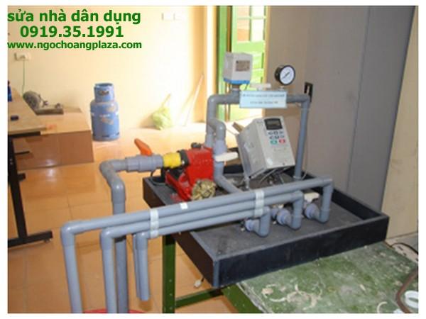 Thợ sửa ống nước tại quận 2