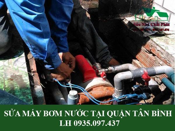 Thợ sửa máy bơm nước tại quận tân bình, dịch vụ sửa chữa máy bơm nước tại nhà cho gia đình và công nghiệp giá rẻ