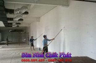 Dịch vụ sơn nhà tại quận 4 giá rẻ