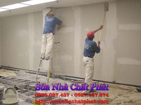 Thợ sơn nhà tại quận 5 trọn gói