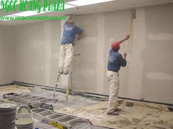 Thợ sơn nhà tại quận 10 TP HCM