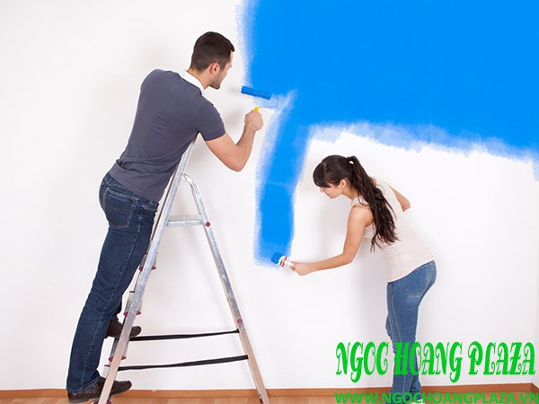 Thợ sơn nhà tại quận 9 giá rẻ