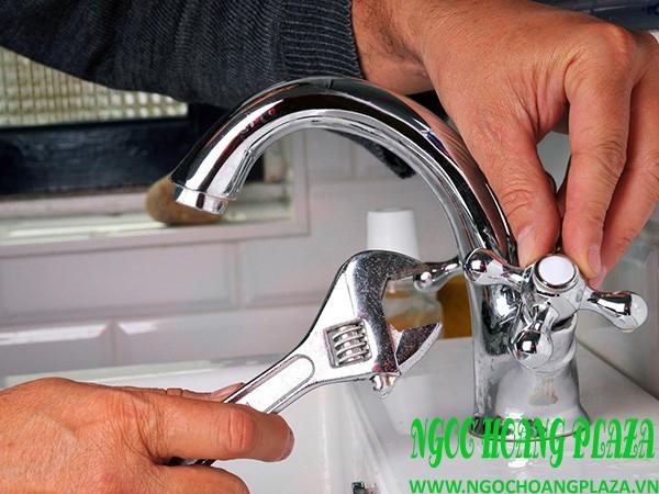 Sửa chữa điện nước tại nhà quận 5