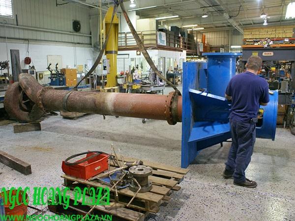 Thợ sửa máy bơm nước tại quận 7