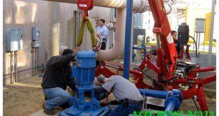Thợ sửa máy bơm nước tại quận thủ đức