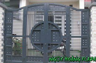 Thợ sơn cửa cổng sắt tại quận 1 giá rẻ