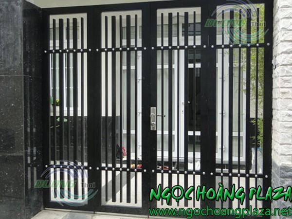 Thợ sơn cửa sắt tại quận 3 tphcm giá rẻ