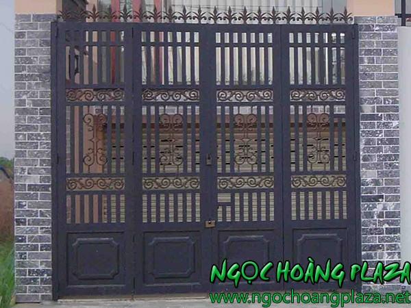 Thợ sơn cửa sắt tại quận bình thạnh giá rẻ