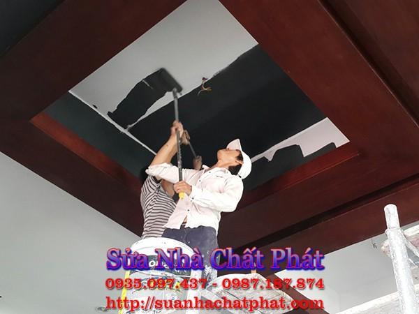 Dịch vụ sơn nhà tại đồng nai
