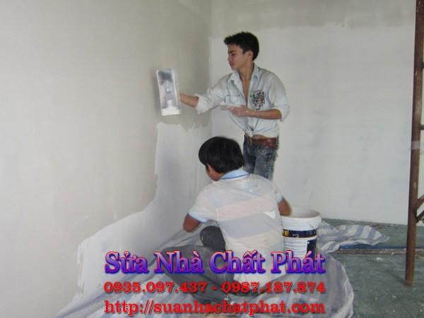 Thợ sơn nhà tại đồng nai trọn gói