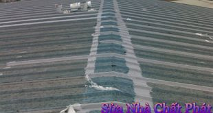 Thợ chống dột mái tôn tại quận gò vấp