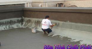 Thợ chống thấm dột tại quận tân bình