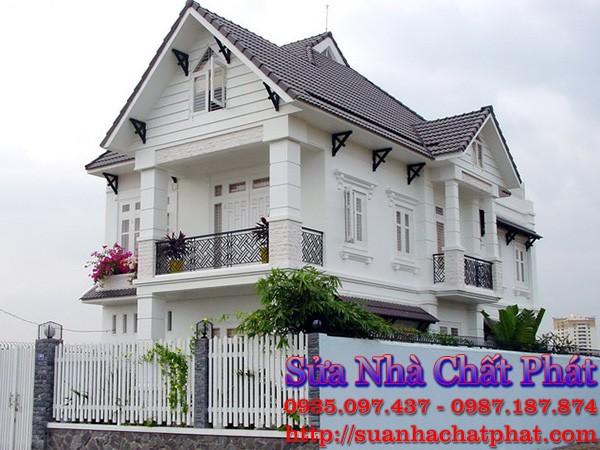 Dịch vụ sơn nhà tại TPHCM trọn gói