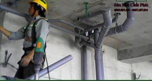 sửa chữa điện nước tại nhà Bình Dương
