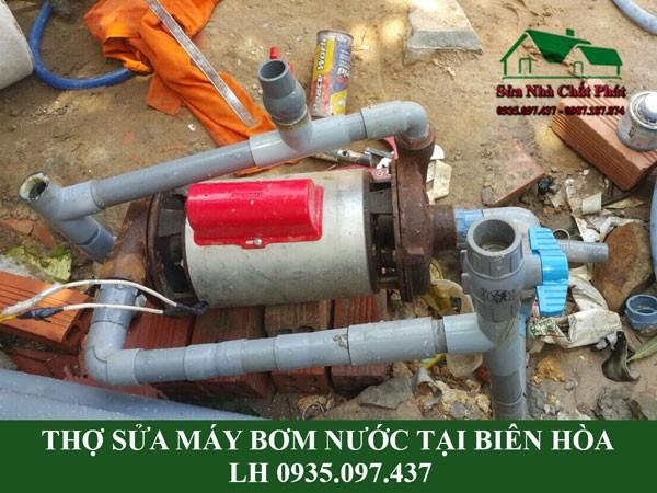 Thợ sửa máy bơm tại Biên Hòa