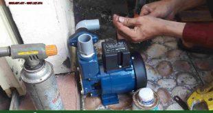 Thợ sửa máy bơm nước tại Bình Dương