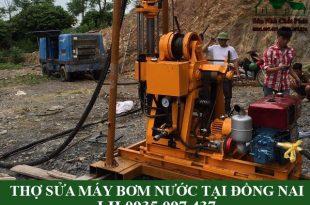 Thợ sửa máy bơm nước tại Đồng Nai