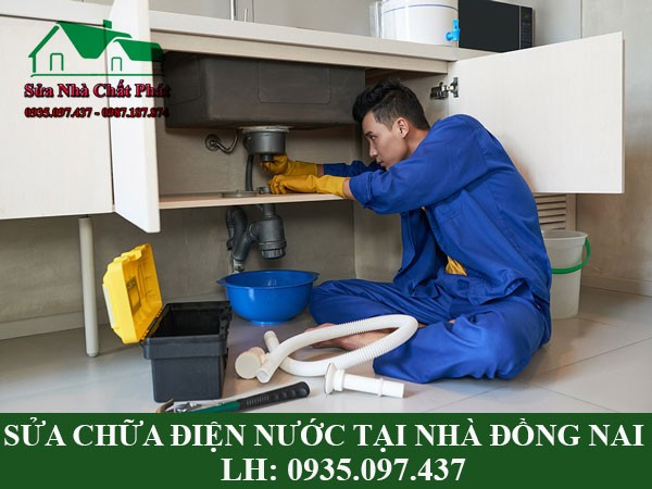 sửa điện nước tại nhà Đồng Nai